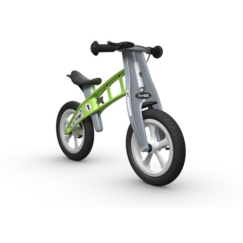 FirstBIKE Street GREEN WITH BRAKE